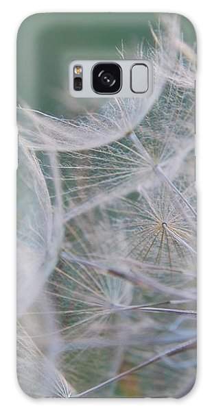 Delicate Seeds Galaxy Case
