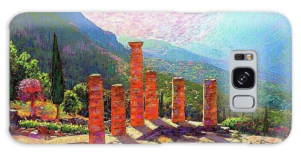 Delphi Magic Galaxy Case by Jane Small