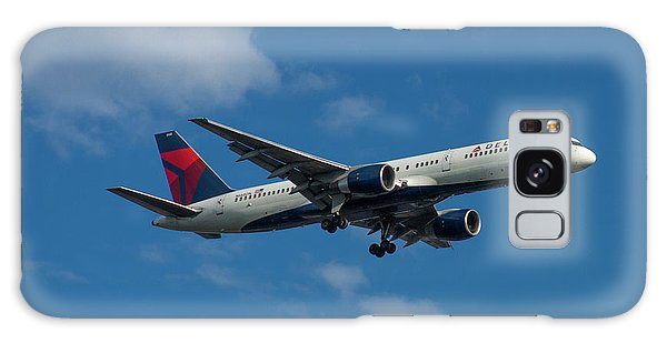 Delta Air Lines 757 Airplane N668dn Galaxy Case