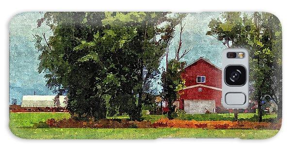 Delta Barn Galaxy Case