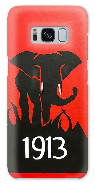 Divine Galaxy Case - Delta Sigma Theta Elephant  by Omari Slaughter