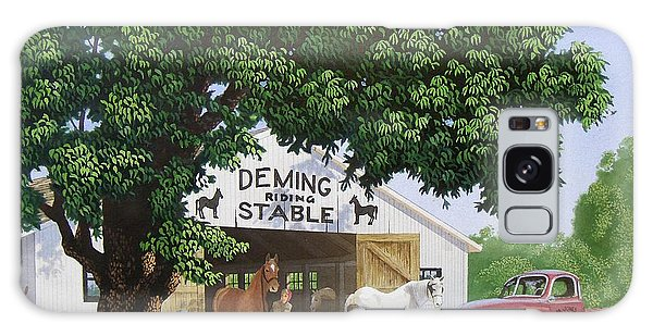 Deming Stables Galaxy Case