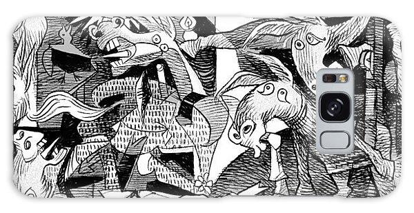 Democrat Guernica Galaxy Case