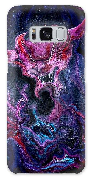 Demon Fire Galaxy Case