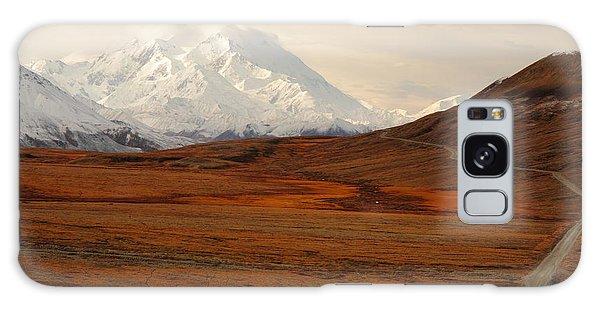 Denali And Tundra In Autumn Galaxy Case
