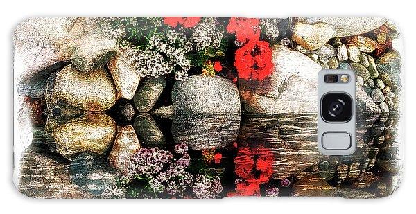 Denali National Park Flowers Galaxy Case