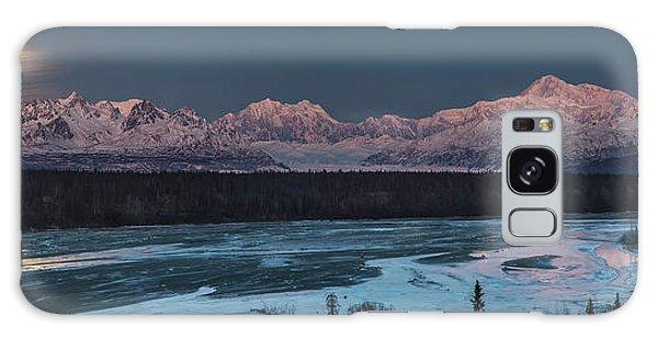 Denali Galaxy Case - Denali Morning Blue by Ed Boudreau