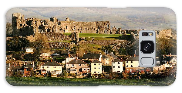 Denbigh Castle Galaxy Case