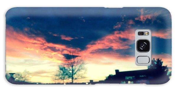Dense Sunset Galaxy Case