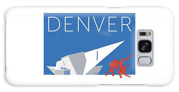 Denver Art Museum/blue Galaxy Case