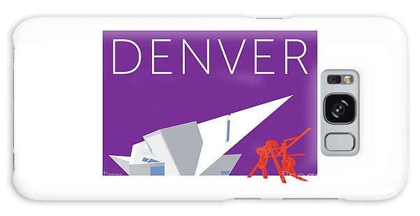 Denver Art Museum/purple Galaxy Case
