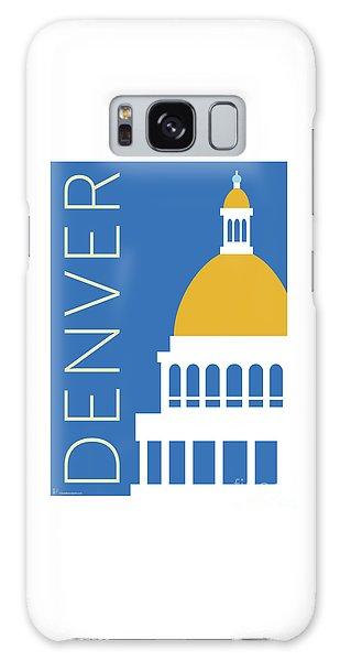 Denver Capitol/blue Galaxy Case