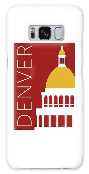 Denver Capitol/maroon Galaxy Case