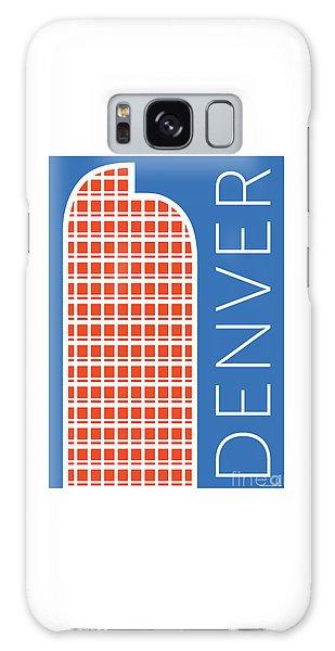 Denver Cash Register Bldg/blue Galaxy Case