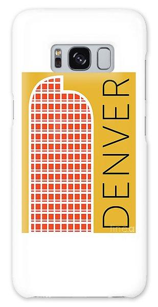 Denver Cash Register Bldg/gold Galaxy Case