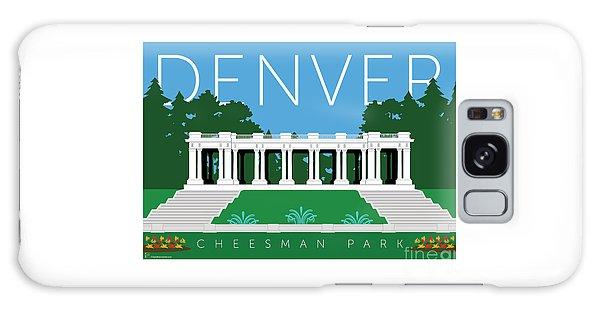 Denver Cheesman Park Galaxy Case