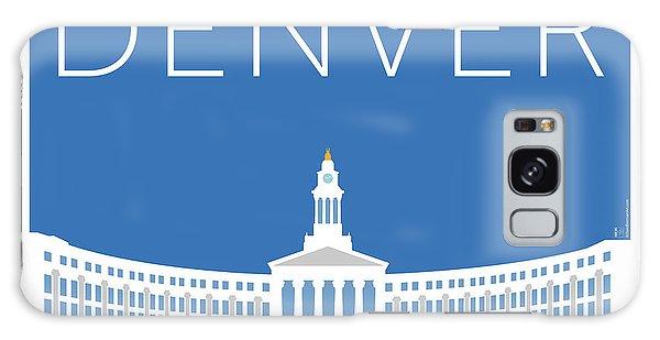 Denver City And County Bldg/blue Galaxy Case