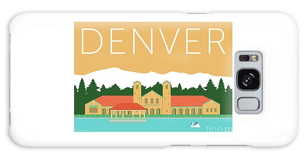 Denver City Park/adobe Galaxy Case