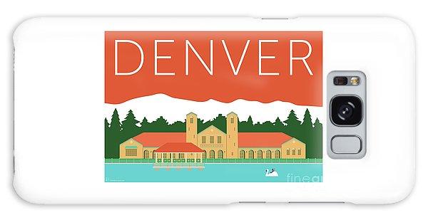 Denver City Park/coral Galaxy Case