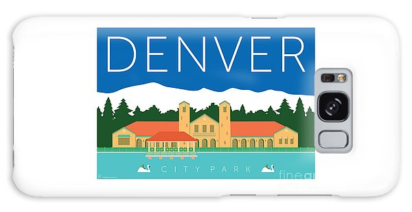 Denver City Park Galaxy Case