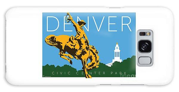 Denver Civic Center Park Galaxy Case