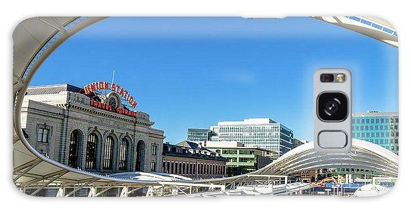 Denver Co Union Station Galaxy Case