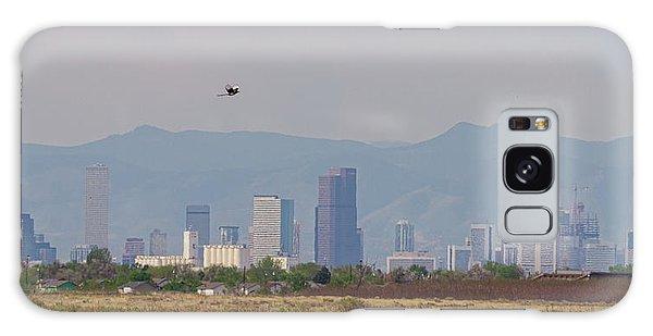 Denver Colorado Pretty Bird Fly By Galaxy Case by James BO Insogna