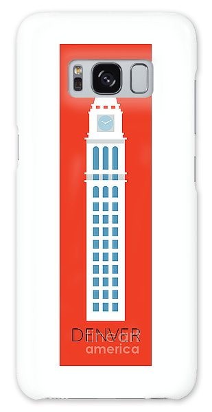 Denver D And F Tower/tall Galaxy Case