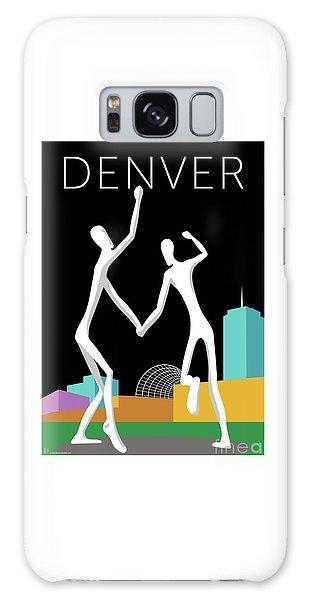 Denver Dancers/black Galaxy Case
