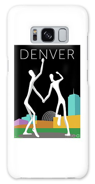 Denver Dancers/black Galaxy Case