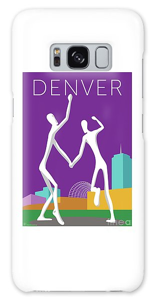 Denver Dancers/purple Galaxy Case