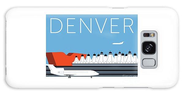 Denver Dia/blue Galaxy Case