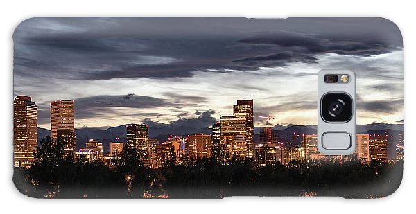 Denver Skyline Galaxy Case