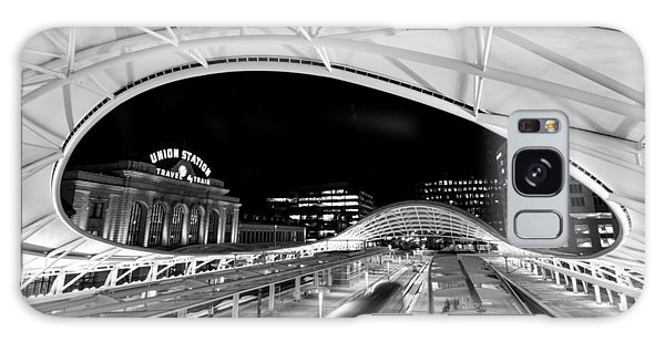 Denver Union Station 1 Galaxy Case