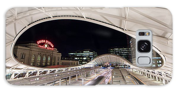 Denver Union Station 3 Galaxy Case