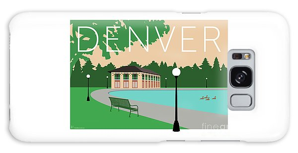 Denver Washington Park/beige Galaxy Case
