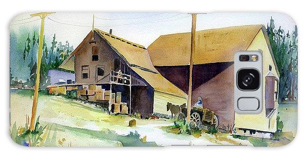 Depot Hill, Dutch Flat,1910 Galaxy Case