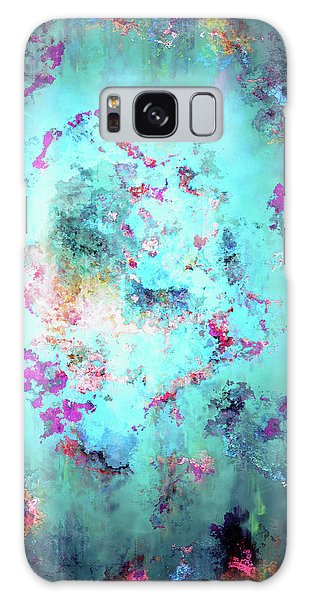 Depths Of Emotion - Abstract Art Galaxy Case