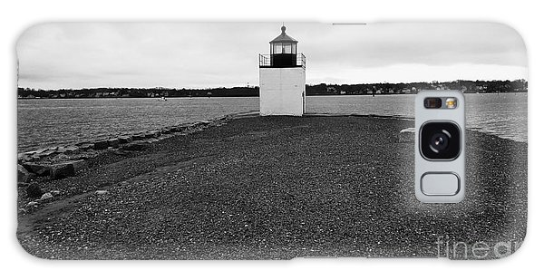 Derby Wharf Lighthouse Galaxy Case