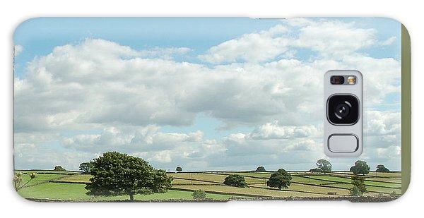 Derbyshire Landscape Galaxy Case