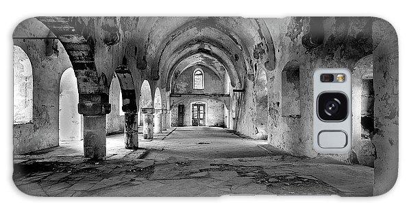 Derelict Cypriot Church. Galaxy Case