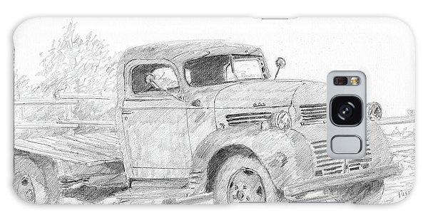 Derelict Dodge Galaxy Case