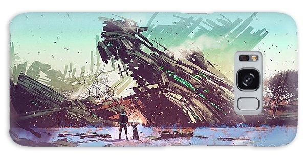 Derelict Ship Galaxy Case