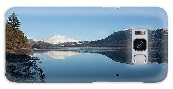 Derwentwater Shore View Galaxy Case