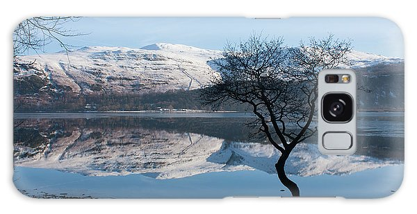 Derwentwater Tree View Galaxy Case