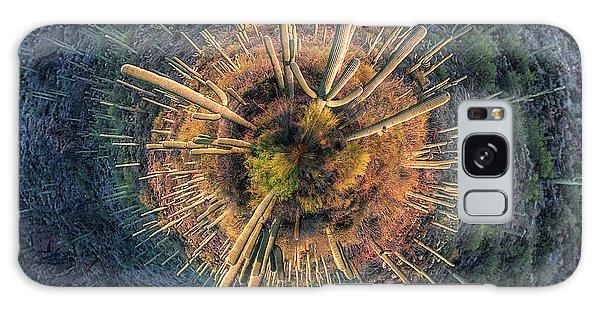 Desert Big Bang Galaxy Case