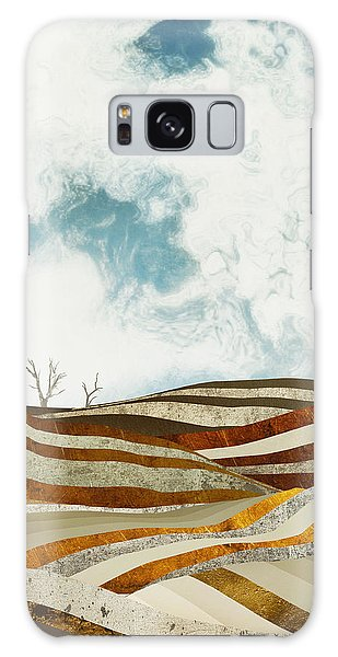 Landscape Galaxy Case - Desert Calm by Spacefrog Designs