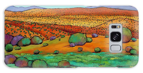 Sangre De Cristo Galaxy Case - Desert Day by Johnathan Harris
