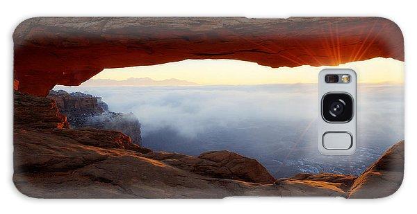 Fog Galaxy Case - Desert Fog by Chad Dutson
