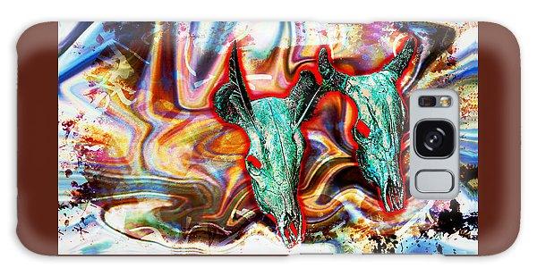 Desert Hallucination Galaxy Case by Ian Gledhill